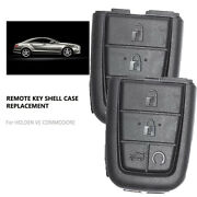 2 New Replacement Shell Remote Key Case Fob 4+1 Button For Pontiac G8 2008 2009