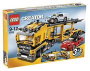 Lego 6753 Creator 3 In 1 Highway Transport, Ages 9-12 New In Factory Sealed Box