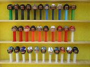 Pez  All 32 Different Fantasy Football Pez  Mint Condition