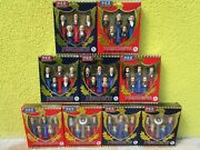 Pez    All 9 Boxes With The Presidents    Mint Condition