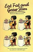 Eat Fat And Grow Slim By Mackarness, Dr Richard Paperback