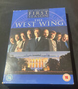 The West Wing The Complete First Season 6 Disc Dvd Set Season 1 Tv Series