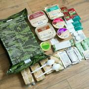 Set Of 45 Russian Army Mre Daily Food Ration Pack Emergency Food