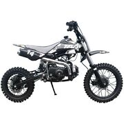 Kids Dirt Bike Db14 Semi Automatic Off-road Family Gokarts Air Cooled 4-stroke