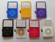 New Front Face Plate Andturntable And Dots Apple Ipod Classic Video 5 5.5th Gen 30gb
