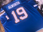 Mitchell And Ness Nfl San Diego Chargers 1963 Lance Alworth 19 Jersey Size 58