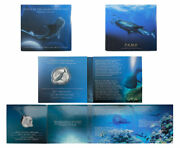 2021 Solomon Islands Giants Of Galapagos Whale Shark 1 Oz Silver 2 Pl