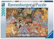 Ravensburger Cinderella 2000 Piece Puzzle - Brand New Sealed - Ships Fast