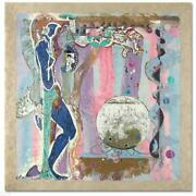 Concerto Limited Edition Serigraph On Rice Paper 38