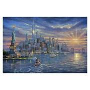 Robert Finale Freedom Tower Hand Signed Artist
