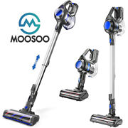 Moosoo 4 In 1 Standard/telescopic Tube Stick Cordless Vacuum Cleaner Xl-618a Us