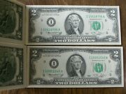 2 1976 Frn Bank Books Of 25 Consecutive - Lot Of 2