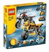 Lego 4893 Creator Revvinand039 Riders Motorcycles And Atvs