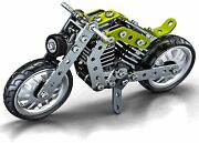 Caleson Motorcycle 3d Metal Puzzle Model Building Kits Laser Cut