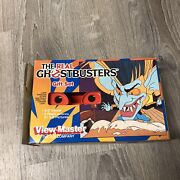 The Real Ghostbusters Gift Set Viewmaster 3d