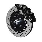 Wilwood 140-12824-d W6a 14.25 Front Disc Brake Kit 1997-04 Ford F150