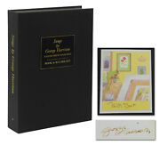 Songs By George Harrison Signed Limited First Edition 1987 Beatles Genesis