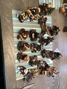 """Huge Lot Of Boyd Bears And Friends """"17"""" See Description For More Details 12"""