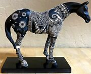 Trail Of Painted Ponies Anasazi Spirit Horse 1e/1832 Low Number For Collector