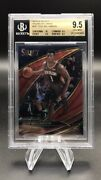 Zion Williamson 2019/20 Panini Select Rc Courtside Red Wave Prizms Bgs 9.5 Gem