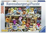 Ravensburger 17004 German Tourists - 3000 Piece Puzzle For Adults Every Piece