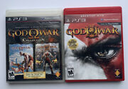 God Of War 12 And 3 For Ps3