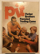Vintage 1973 Pit Card Game Parker Brothers Frenzied Trading Game Complete