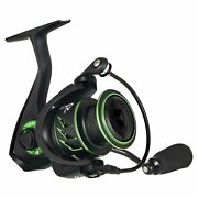 Piscifun Viper X Spinning Reel Light Weight Ultra Smooth Powerful Fishing Drag