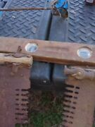 ---two Man Crosscut Antique Saws 72in