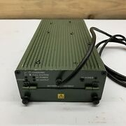 Military Ac Power Adapter Battery Charger 713951 Rev. B Miltope