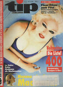 Tip Berlin 1996/26 Madonna Magazine Germany See Pictures Super Rare
