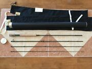Hardy Zenith 1008 10ft 8wt 4pc Fly Fishing Rod W/tube And Sock For 8wt Line Reel