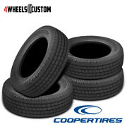 4 X New Cooper Discoverer Ht3 235/65r16 121r Performance Traction Tire