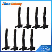 8pcs Ignition Coils For 2010-2014 Ford F-150 2011-2016 F-250 F-350 Super Duty