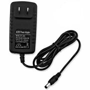 Power Adapter 5v 12v Dc Supply 2a Amp Regulated Wall Wart Charger 5.5 Mm 2.5 Mm