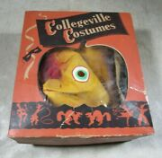Vintage1920's/30's Collegeville Costumes Rooster Chicken W/box Halloween