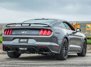 Borla 18-19 Ford Mustang Gt 5.0l 2.5in S-type Exhaust W/o Valves Rear Sectio...