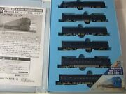 Micro Ace N Scale Nankai 50000 Limited Express Rapit Improved A0752 Model Train