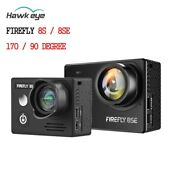 Amazing Hawkeye Firefly 8se/8s 4k 90 And 170 Degree Wifi Fpv Action Screen Camera