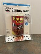 Hormel ® Chili With Beans Secret Safe - Decoy Security Bank - Cash Coin Jewelry