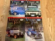 Lot Of 4 Vintage Magazines Volume 12 S 2 4 5 And 3