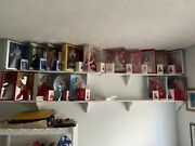 Holiday Barbie Collection With Hallmark Ornament 2003-2019