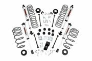 Rough Country 3.25 V2 Lift Kit For 1997-2002 Jeep Wrangler Tj 4cyl - 64170
