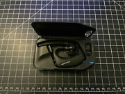 Plantronics Voyager 5200 Uc With Charging Case And Usb Dongle For Pc Connectivity