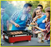 Burner Portable Stainless Steel Bbq Table Top Propane Gas Grill Outdoor 2021 Tra