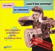 Elvis-60,000,000 Tv Viewers Can't Be Wrong W/cd - Ger Riff Books