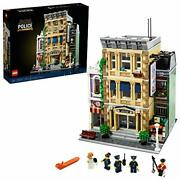 Lego Police Station 10278 Building Set Modular Buildings Collection New 2021 Toy