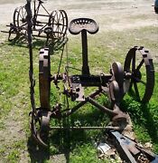 1801 Antique John Deere No.3 Sickle Mower Local Pick Up Only