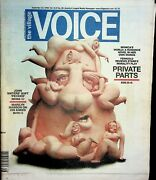 The Village Voice Nyc September 22 1998 Monica Lewinsky Marilyn Manson030921ame3