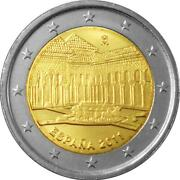 Spain Commemorative Coin Special Coins 2011 St In Granada Loose